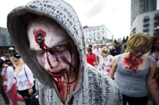 FEMA zombie