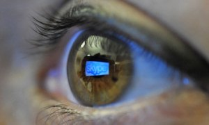 Skype worked with intelligence agencies last year to allow Prism to collect video and audio conversations. Photograph: Patrick Sinkel/AP