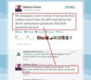 Matthew D Green on Twitter